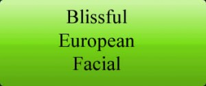Blissful European Facial 300x125 Facial Treatments